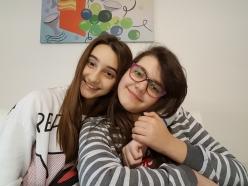 Giulia e Mary